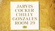 "CD-Cover: Jarvis Cocker und Chilly Gonzales - ""Room 29"" © DGG"