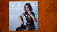 CD-Cover: Sol Gabetta - Schumann © Sony Classical
