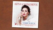 CD-Cover: Sonya Yoncheva - The Verdi Album © Sony Classical