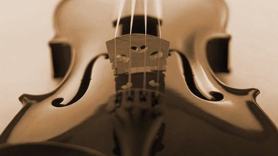 Violine © NDR