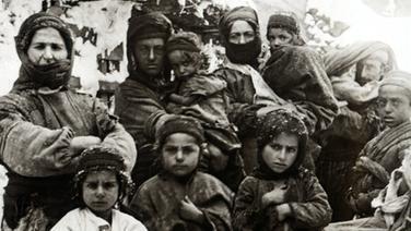 Armenier zu Zeiten der Deportationen © NDR / Lepsius-Archiv