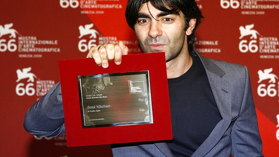 Internationales Filmfestival in Venedig: Fatih Akin mit dem Spezialpreis der Jury © Picture-Alliance / Photoshot