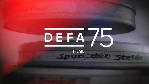 DEFA 75 - anniversary of DEFA - special program and dossier at MDR © MDR