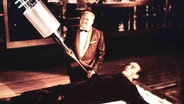"Gert Fröbe und Sean Connery in ""Goldfinger"" © picture alliance / United Archives/IFTN"