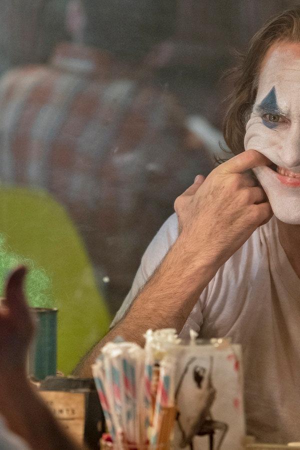 """""""Joker"""": Joaquin Phoenix als Kino-Bösewicht"""