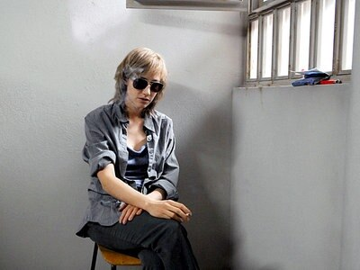 Gudrun Ensslin (Johanna Wokalek) in Stammheim © 2008 Constantin Film Verleih GmbH