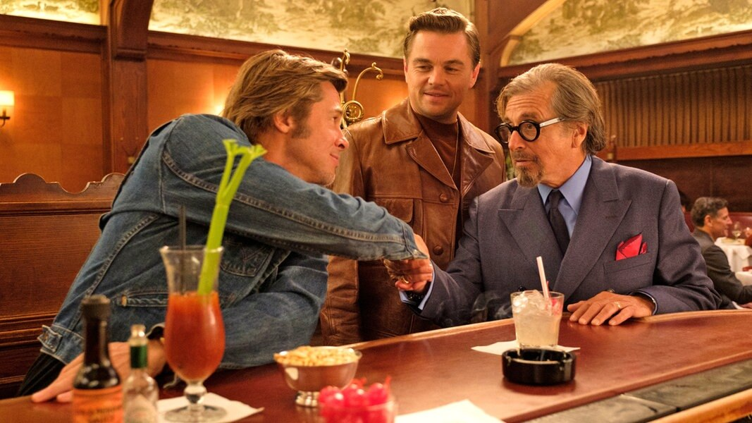 """Quentin Tarantino: """"Once Upon A Time In Hollywood"""""""