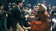 Tanzszene aus dem Hollywood Film Swing Kids von 1993. © picture alliance / United Archives/IFTN