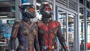 "Evangeline Lilly und Paul Rudd in dem Actionfilm ""Ant-Man and The Wasp"" von Peyton Reed © Marvel Studios 2018"