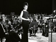 Maria Callas bei Les Grands Interprétes, Paris 1965 © Fonds de Dotation Maria Callas