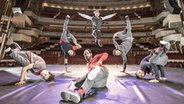 Breakdance-Gruppe Flying Steps © Red Bull Content Pool