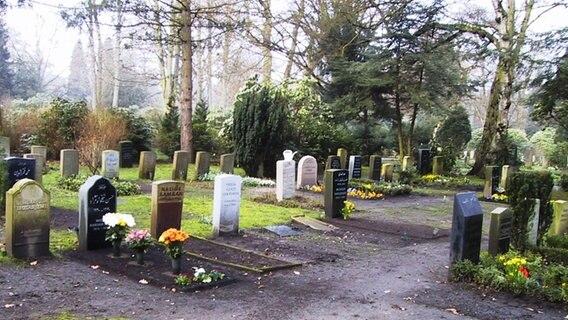 Für Immer Bleiben 75 Jahre Islamische Bestattung In Hamburg Ndr