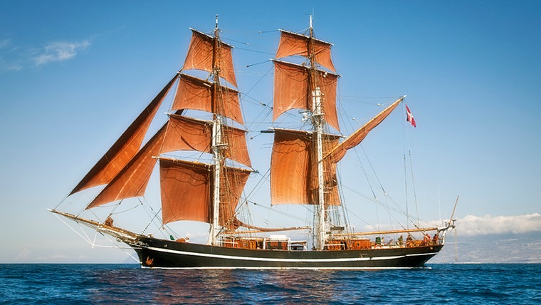 Tall ships - cover