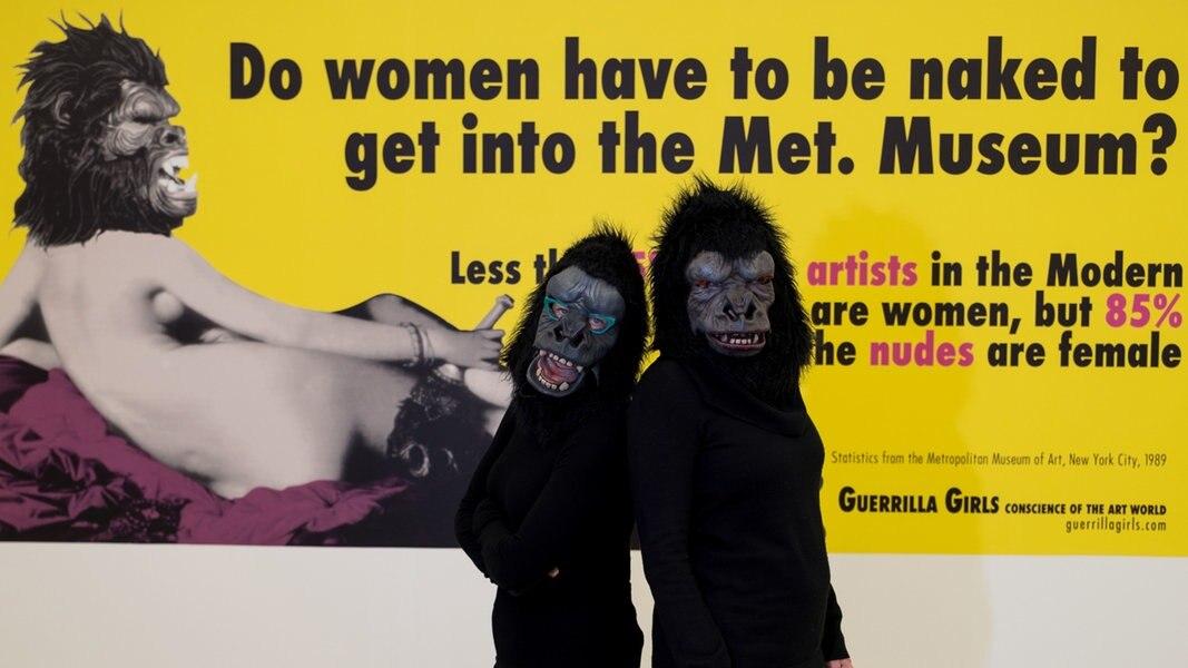 Warum zeigen viele Museen vergessene Künstlerinnen?