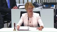 Hesse zur neuen Landtagspräsidentin gewählt