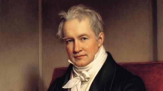 Briefe Alexander Von Humboldt : Wolfgang büttner liest alexander von humboldt ndr