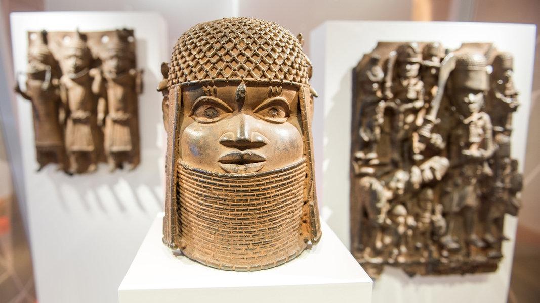 Benin-Bronzen: Was passiert mit der Raubkunst?