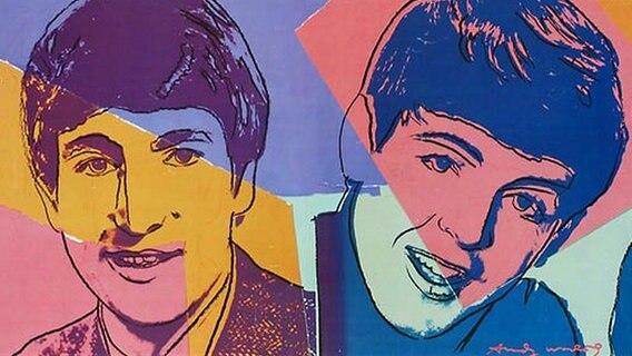 Andy Warhol Ndr De Ndr Info Sendungen Mikado Das Kinderradio