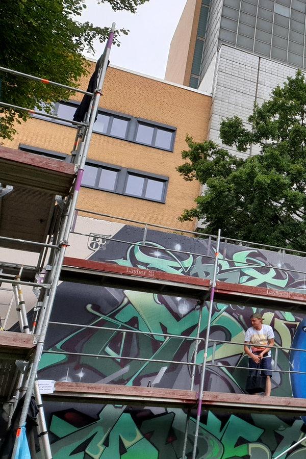 Urban Nature 2019: Graffiti Art Culture