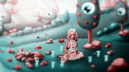"Rachel Maclean: ""Eyes 2 Me"" © Commissioned by Film London for Channel 4 Random Acts, © and Courtesy: The Artist"