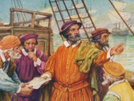 Ferdinand Magellan © picture alliance / Mary Evans Picture Library