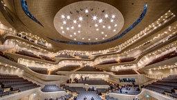 Der Große Konzertsaal in der Elbphilharmonie (Archivfoto) © Christian Spielmann / NDR Foto: Christian Spielmann