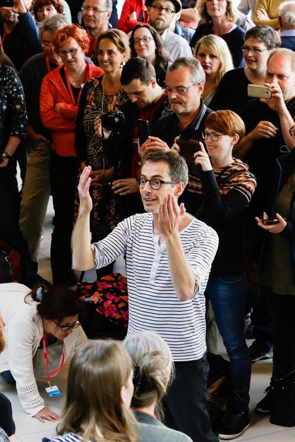 Großes Singen in Hannover: Die chor.com kommt