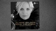 CD-Cover: Alison Balsom - Royal Fireworks © Warner Classics