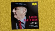 CD-Cover: Daniel Barenboim - The Solo Recordings On Deutsche Grammophon © Deutsche Grammophon