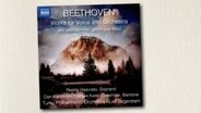 CD-Cover: Beethoven - Works for Voice and Orchestra © Naxos