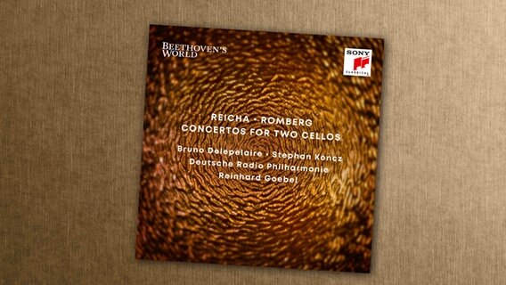 CD-Cover: Reicha/Romberg: Concertos for Two Cellos © Sony Classical
