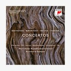 CD-Cover: Beethoven's World - Beethoven/Wranitzky/Reicha/Vorisek: Concertos © Sony Classical