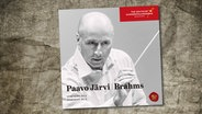 CD-Cover: Paavo Järvi - Brahms: Sinfonien Nr. 3 & 4 © RCA Red Seal