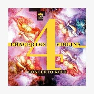 Concerto Köln spielt barocke Violinkonzerte | NDR.de - Kultur - Musik -  Klassik