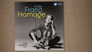 "CD-Cover: ""Homage"" von Vilde Frang © Warner Classics"