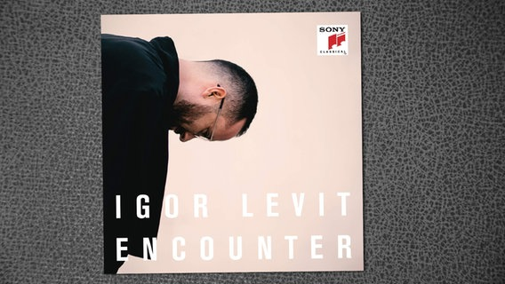 CD-Cover: Igor Levit - Encounter © Sony Classical