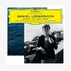 CD-Cover: Daniel Lozakovich - None But the Lonely Heart © Deutsche Grammophon
