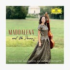 CD-Cover: Maddalena an the Prince © Deutsche Grammophon