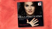 CD-Cover: Olga Peretyatko - Mozart+ © Sony Classical