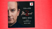 CD-Cover: Daniel Behle - Mozart: Zero to Hero © Sony Classical