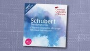 CD-Cover: Nikolaus Harnoncourt - Schubert: The Symphonies © ica classics