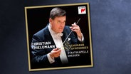 CD-Cover: Christian Thielemann - Schumann Symphonies © Sony Classical