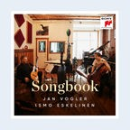 CD-Cover: Jan Vogler und Ismo Eskelinen - Songbook © Sony Classical