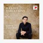 CD-Cover: Martin Stadtfeld - Händel Variations © Sony Classical