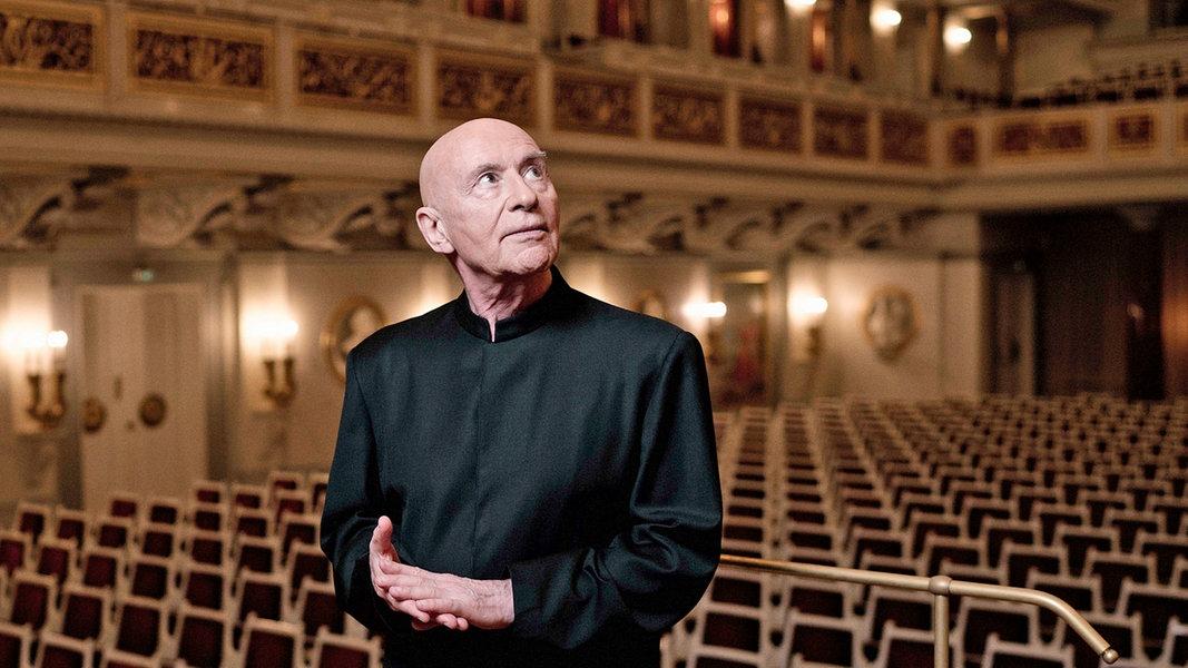 Dirigent Christoph Eschenbach feiert 80. Geburtstag