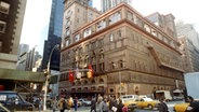 Carnegie Hall in New York © picture-alliance / dpa
