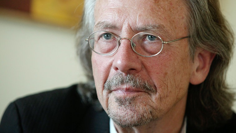 Peter Handke © dpa/Effigie/Leemage