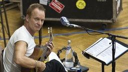 Sting © Clive Barda / DG Foto: Clive Barda