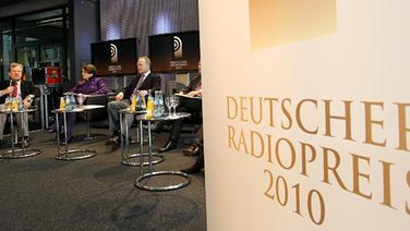 Vorstellung des Deutschen Radiopreises, Pressekonferenz am 4.02.2010 bein NDR in Hamburg © ARD-Foto