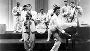 Little Richard und seine Band (1957) © picture alliance/Everett Collection Foto: Courtesy Everett Collection